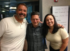 Chick, Andy Kindler, & Jess